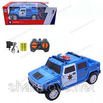 """Машина джип """"Hummer"""" полицейская на радиоуправлении"""