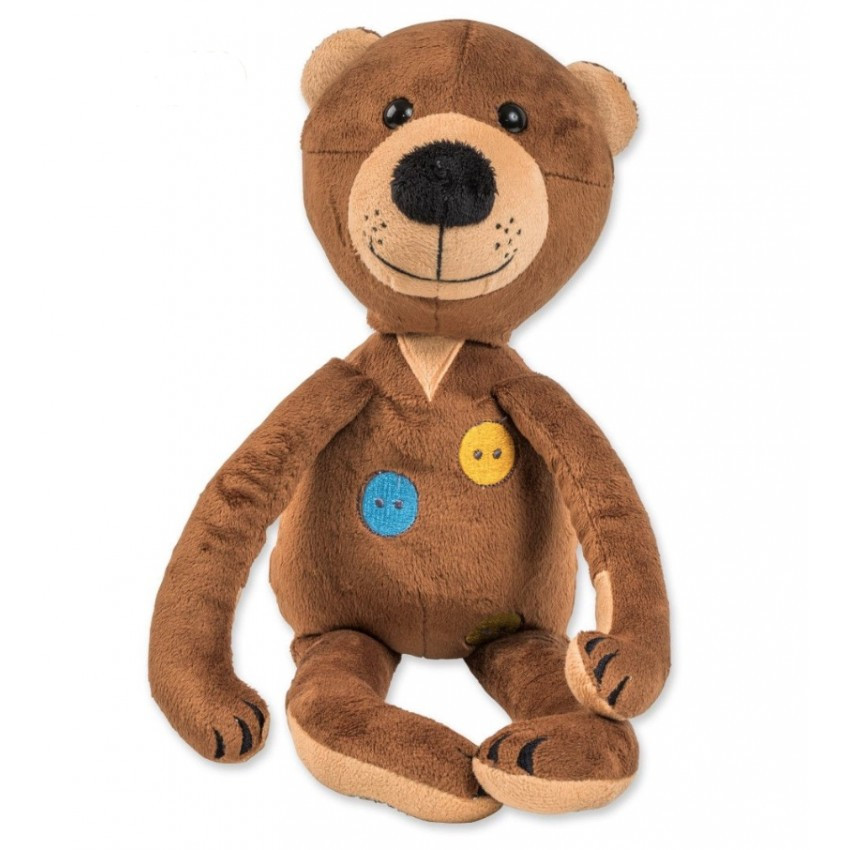 Мягкая игрушка Медвежонок-обнимашка, 45 см Тигрес ВЕ-0123