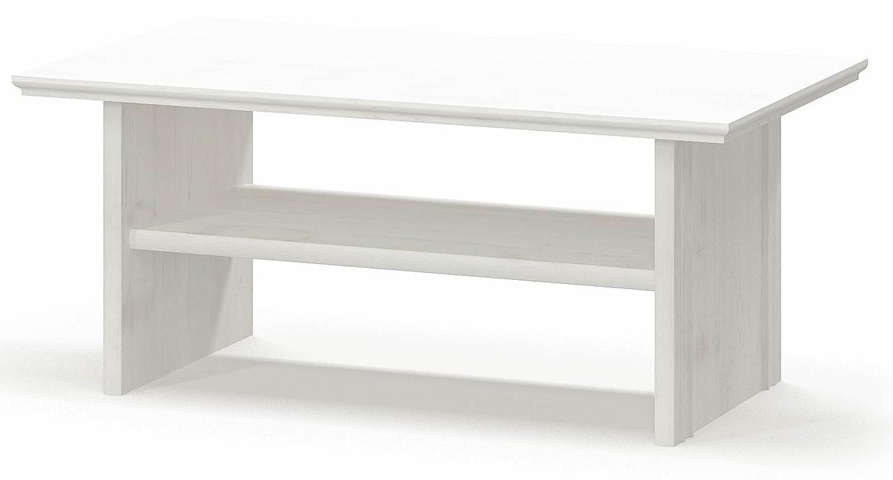 Стол журнальный Ирис Андерсон пайн Мебель Сервис (120х66х51 см)