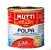 Томаты резанные Mutti Polpa 2500г