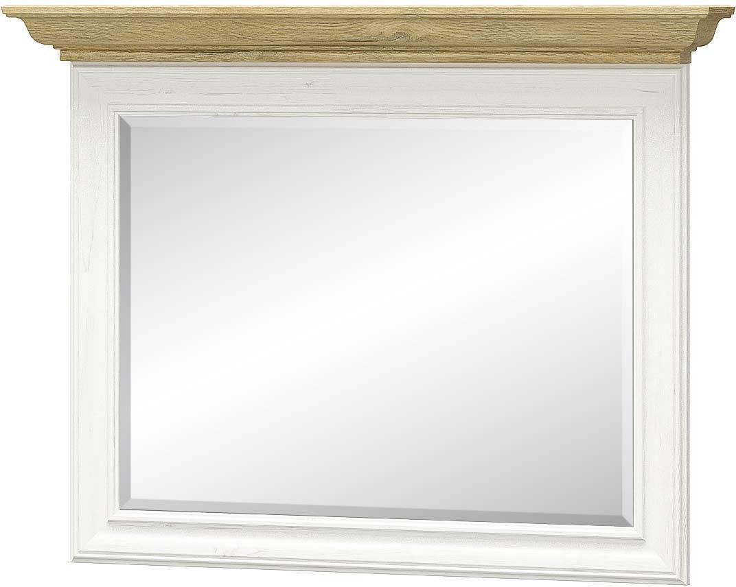 Зеркало Ирис Андерсон пайн + Дуб золотой Мебель Сервис (103.2х10.4х77.6 см)