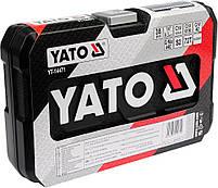 Набор торцевых головок 38 предметов YATO YT-14471, фото 4
