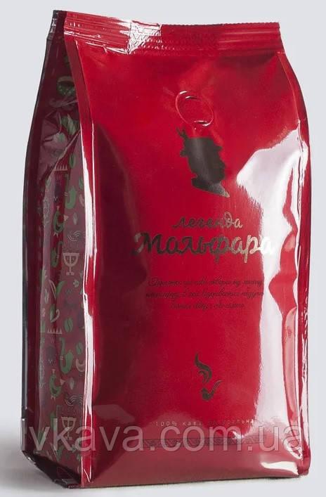 Кофе в зернах Легенда Мольфара, красный, 1 кг