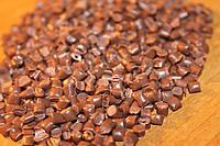Вторичный полиэтилен низкого давления-коричневый, фото 1