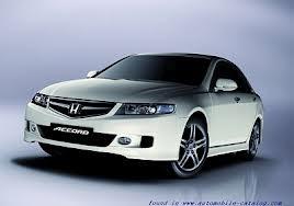 Honda Accord CL 2003-2008