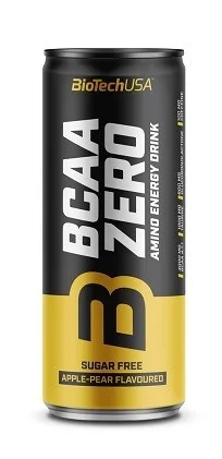 BioTech Bcaa Zero Amino Energy Drink 330ml
