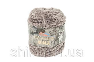 Пряжа велюровая Himalaya Koala, цвет Темно Бежевый