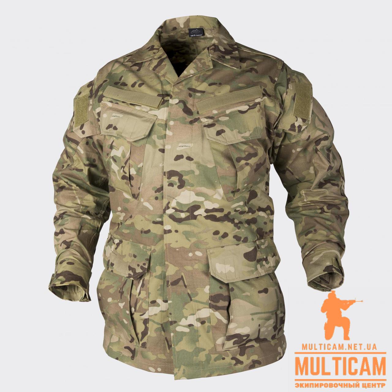 Китель Helikon-Tex® SFU Shirt - PolyCotton Ripstop - Camogrom®