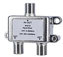 TV/SAT диплексер - для совмещения спутникового и эфирного сигнала SAT-TV MX210D, фото 2