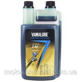 YMD-63021-01-A3 Моторное масло YAMALUBE 2 Stroke Motor Oil 2T для 2-Тактных лодочных моторов