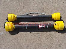 Вал карданный с предохранительной муфтой