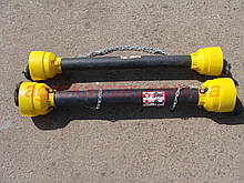 Вал карданный на трехгранной трубе