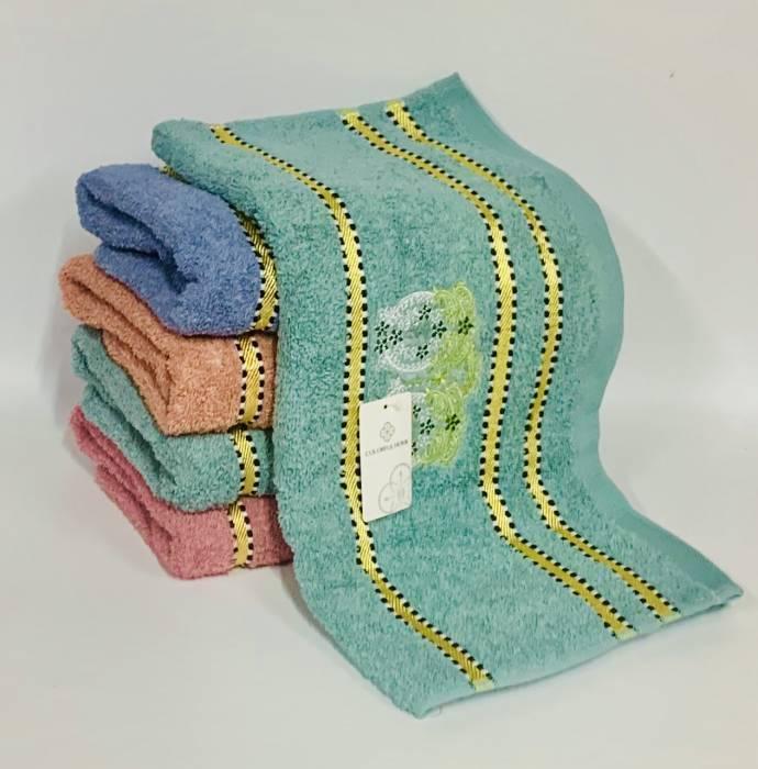 Полотенца три полоски