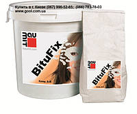 Гидроизоляция обмазочная Baumit BituFix 2K и клей для пенополистирола 30 кг. комплект