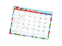 Магнітний планер «План на месяц» Berries, 30*42 cm (магнитный планер, ежедневник, календарь, магнит)