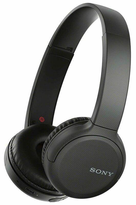 Гарнитура Sony WH-CH510 Black (WHCH510B.CE7)