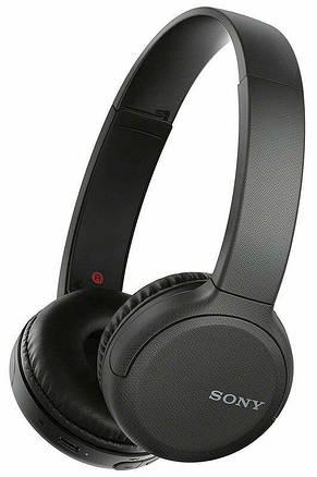 Гарнитура Sony WH-CH510 Black (WHCH510B.CE7), фото 2