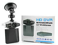 Автомобильный видеорегистратор DVR-027 HD (H-198) 1280×720 регистратор
