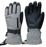 Перчатки горнолыжные теплые мембранные COPOZZ 2860 - влагозащита, ветрозащита, фото 1