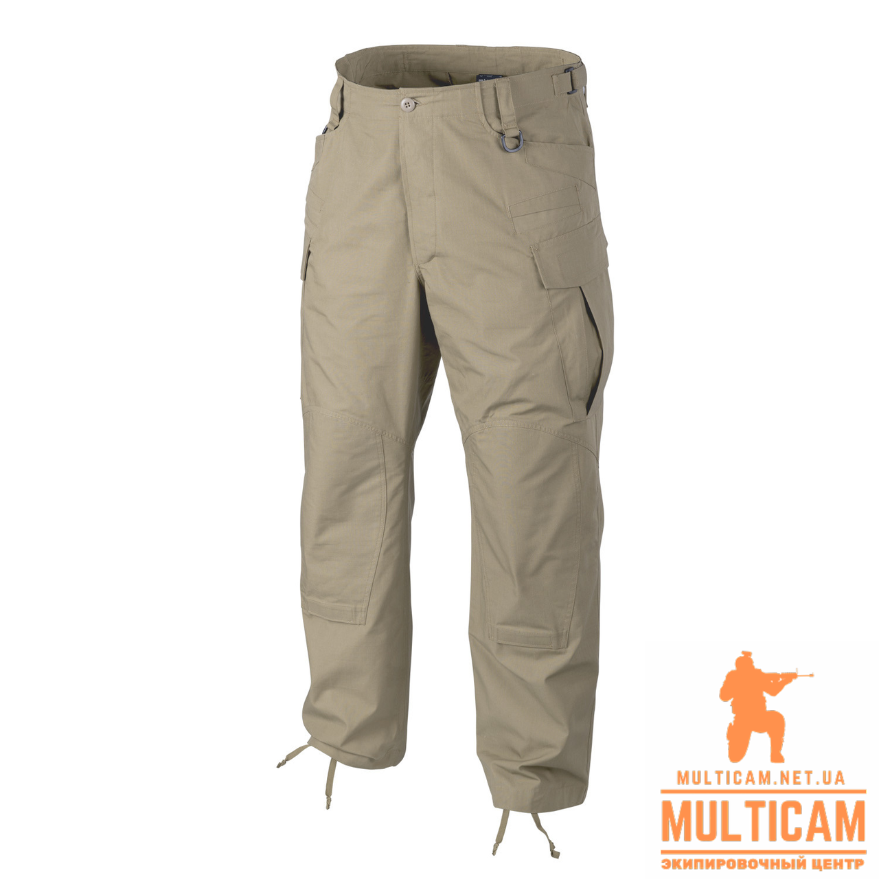 Брюки Helikon-Tex® SFU NEXT® Pants - Cotton Ripstop - Khaki