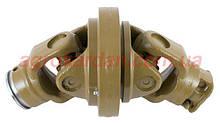 Широкоугольный шарнир 6 (35*29*6) шлицов / труба 54*4, крестовины 32*106,3 / 36*89
