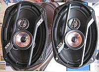 Динамики автомобильные Kicx STC-693 (овалы), фото 1