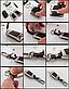 Металлический чехол для ключа Skoda Citigo,Fabia,RS, Scout,Karoq,Kodiaq,Octavia Rapid,Spaceback Superb,Yeti, фото 4