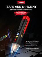 Указатель напряжения переменного тока UNI-T UT12D Pro, фото 1