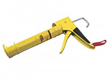 Пистолет 80-0235 для силикона лодочка Master-tool