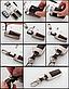 Металлический чехол для ключа Volkswagen Passat, Golf,Tiguan,Touareg,Polo,Jetta,Amarok ,Beetle,Сaddy,Passat, фото 4