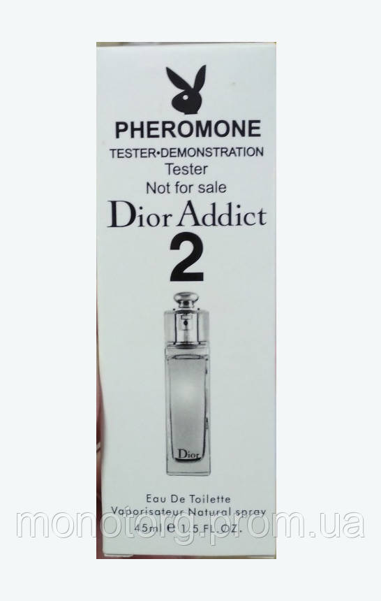 Тестер Dr Addict 2 For women, 45 мл