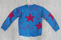 Детский свитер для девочки Star. Размер 4 - 12 лет. Разные цвета