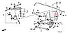 Втулки заднего стабилизатора Accord CU