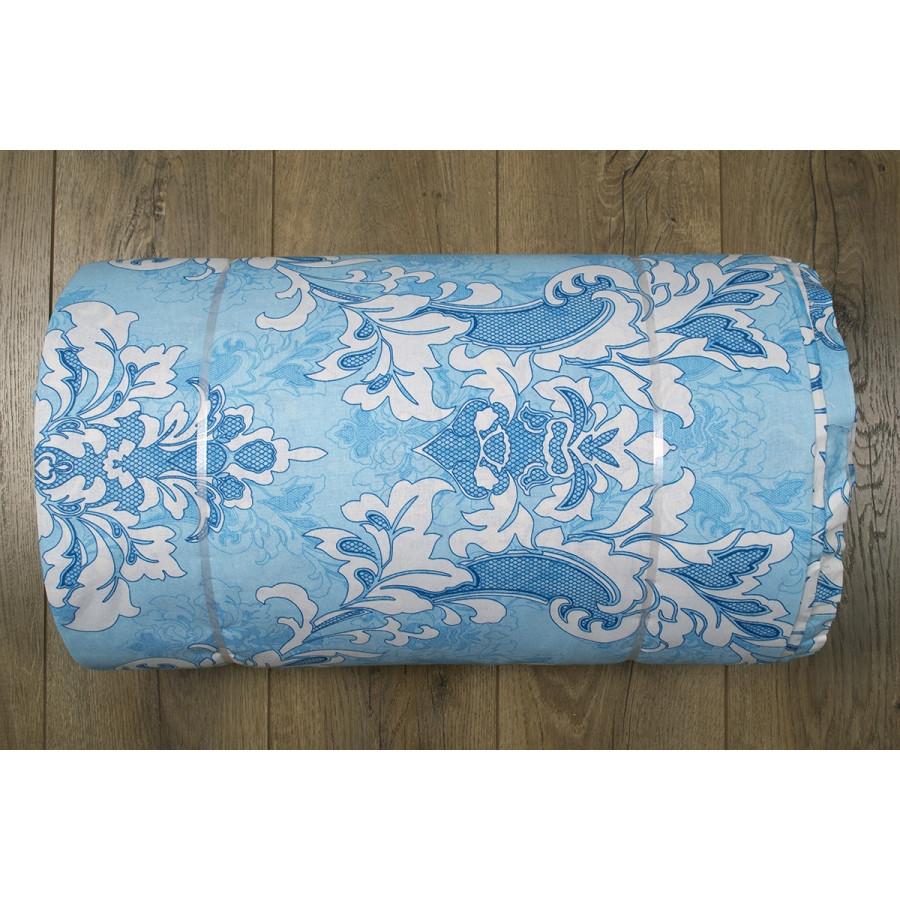 Ткань ранфорс Турция - Bahar голубой 3541(220 ширина)