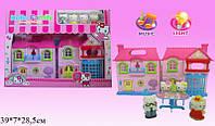 Детский Кукольный дом 8102-2 Hello Kitty