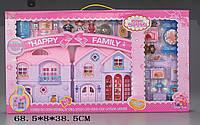 Детский Кукольный дом 8066
