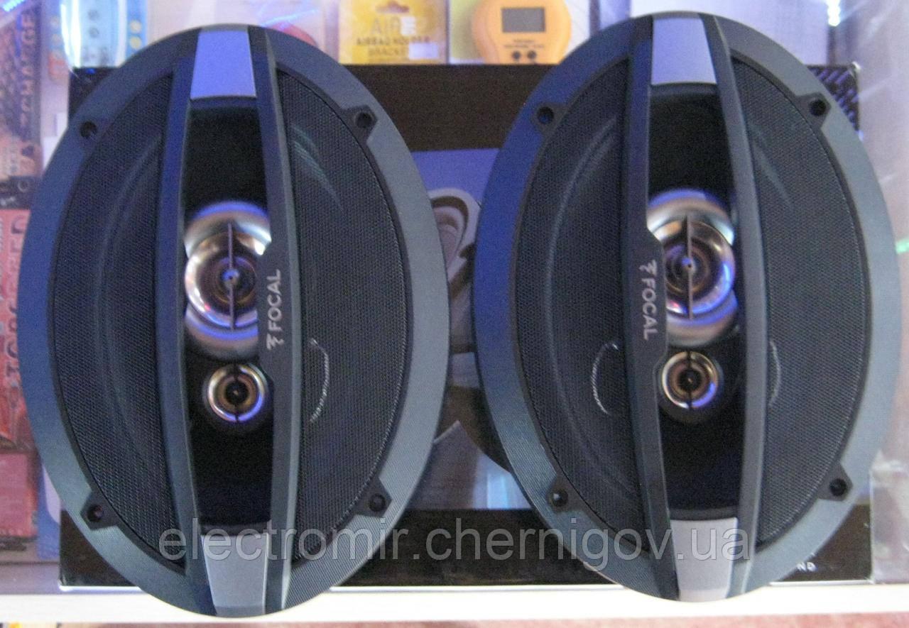 Динамики автомобильные Focal R-690C (овалы)