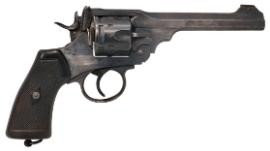 Коллекционное оружие Макет Револьвера Webley Colt Великобритания (DA)