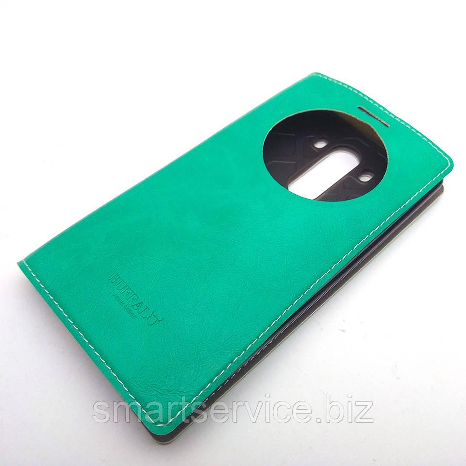 Чехол-книжка Arium Buffalo View Cover для LG Optimus G3 (Уценка)