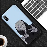 Силиконовый Чехол Бампер для iPhone 6 / 6s