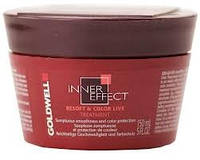 Питательная маска Goldwell Inner Effect ReSoft & Color Live Treatment