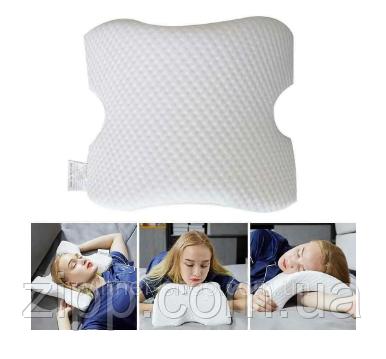 Ортопедична подушка з пам'яттю Pressure Free Memory Pillow