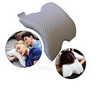 Ортопедична подушка з пам'яттю Pressure Free Memory Pillow, фото 2
