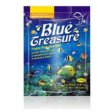 Рифовая соль Blue Treasure для тропической рыбы 6,7 кг