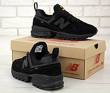 Мужские кроссовки New Balance 574 Sport V2 Black. ТОП Реплика ААА класса., фото 3