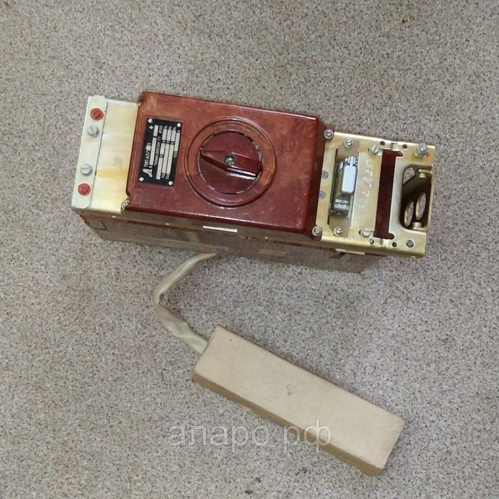 Автоматический выключатель А3718П ~380В 160А