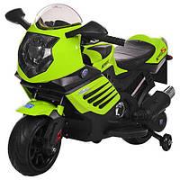 Мотоцикл Bambi M 3578EL-5 Зеленый