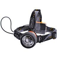 Фонарь светодиодный налобный Police 6651-1LM+3LED