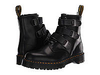 Ботинки/Сапоги (Оригинал) Dr. Martens 1460 Fenimore Bex Moto Black, фото 1
