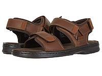 Сандали/Вьетнамки Clarks Malone Shore Tan Leather, фото 1